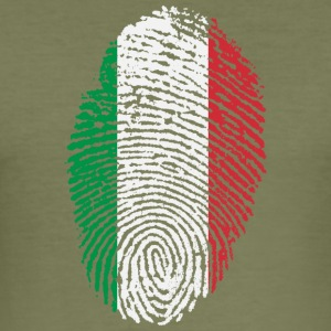 ITALIA 4 NÅGONSIN COLLECTION - Slim Fit T-shirt herr