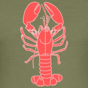 red lobster - slim fit T-shirt
