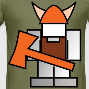 viking - Herre Slim Fit T-Shirt