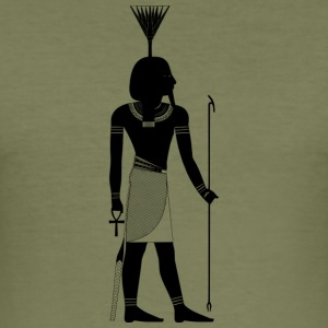 Egypt - Slim Fit T-skjorte for menn