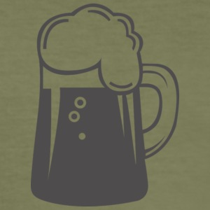 Beer - Men's Slim Fit T-Shirt