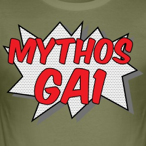 myth GA1 - Men's Slim Fit T-Shirt