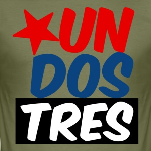 VN-DOS TRES - Dance Shirts - slim fit T-shirt