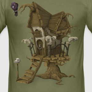 Treehouse - Herre Slim Fit T-Shirt