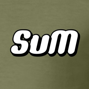 SuM- - slim fit T-shirt