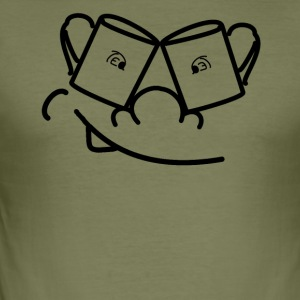 Time for the tea - Men's Slim Fit T-Shirt