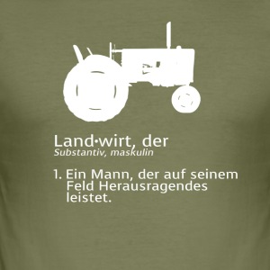 DE BOEREN in Woordenboek - slim fit T-shirt
