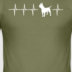 Funny Chinese Chongqing Dog Gift Idea - Men's Slim Fit T-Shirt