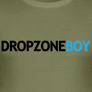 dropzoneBoy - slim fit T-shirt