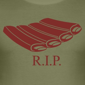 RIP - Men's Slim Fit T-Shirt