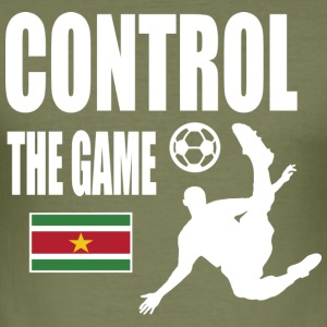 Control The Game - slim fit T-shirt