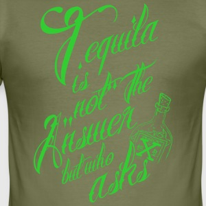 Tequila 2 - Slim Fit T-skjorte for menn