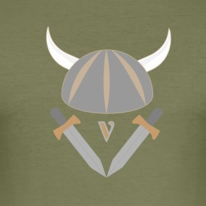 Viking Helm - slim fit T-shirt