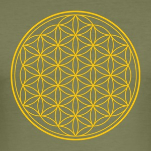 Flower of Life - slim fit T-shirt