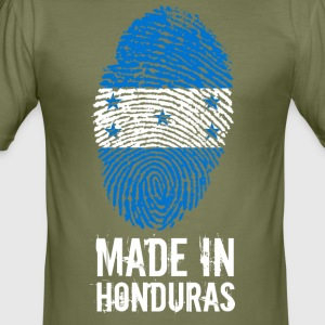 Made In Honduras - Slim Fit T-shirt herr