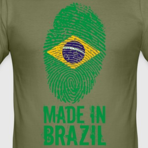 Made in Brazil / Made in Brazil Brasil - Men's Slim Fit T-Shirt