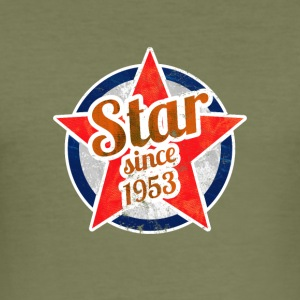 Gift for Stars born in 1953 - Men's Slim Fit T-Shirt