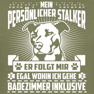 Dog Design - Männer Slim Fit T-Shirt