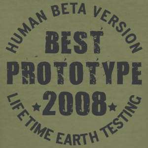 2008 - The birth year of legendary prototypes - Men's Slim Fit T-Shirt