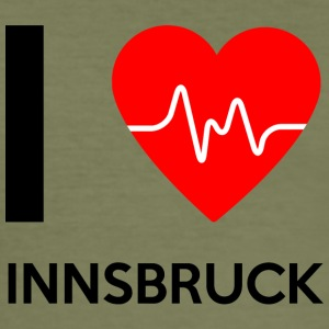 I Love Innsbruck - I Love Innsbruck - Men's Slim Fit T-Shirt