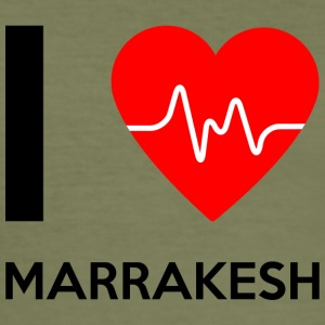 I Love Marrakech - I Love Marrakech - Tee shirt près du corps Homme