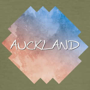Auckland - Männer Slim Fit T-Shirt