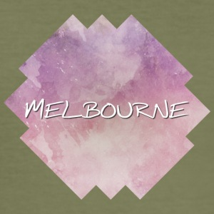 Melbourne - Slim Fit T-shirt herr