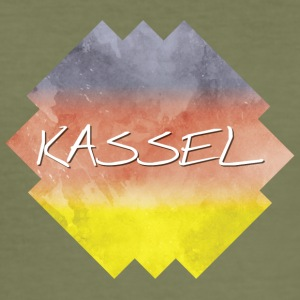 Kassel - Männer Slim Fit T-Shirt