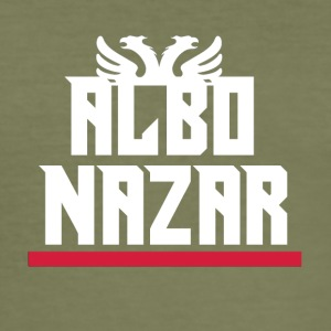 AlboNazar - Slim Fit T-skjorte for menn