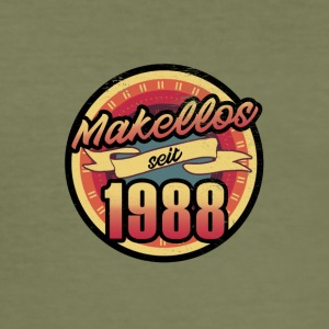 Gift for the 29th birthday - vintage 1988 - Men's Slim Fit T-Shirt