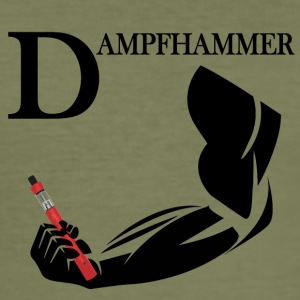Dampfhammer - Slim Fit T-shirt herr