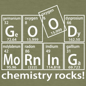 goedemorgen chemie - slim fit T-shirt