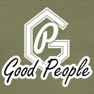 Good People - Men's Slim Fit T-Shirt