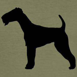 terrier - Slim Fit T-shirt herr