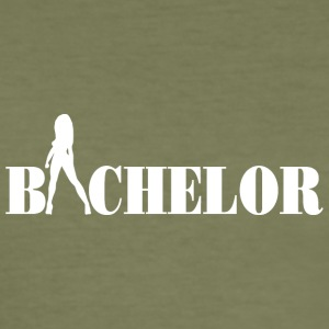 Bachelor opleiding - slim fit T-shirt