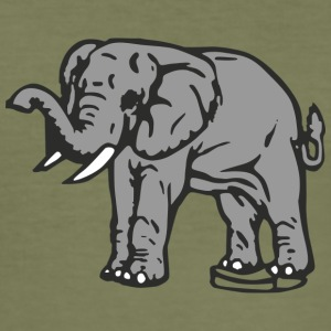 grote olifant - slim fit T-shirt