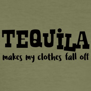Springbreak / Springbreak: Tequila Makes My Cloth - Men's Slim Fit T-Shirt