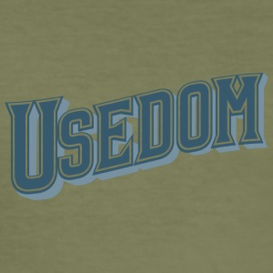 usedom - Männer Slim Fit T-Shirt