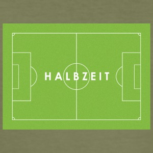 Half Time - Voetbal - slim fit T-shirt