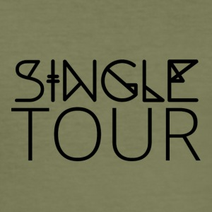 Single: Single Tour - Herre Slim Fit T-Shirt