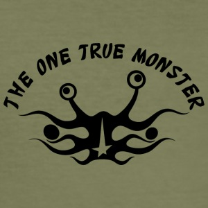 the one true monster Netherlands - Men's Slim Fit T-Shirt