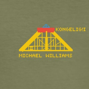 Royale Michael Williams - Tee shirt près du corps Homme