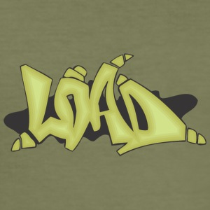 load graffiti - slim fit T-shirt