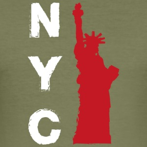 New York City - slim fit T-shirt