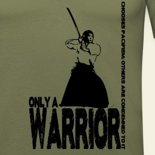 warrior - Herre Slim Fit T-Shirt