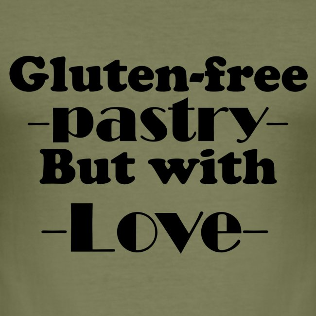 Gluten free pastry but with love