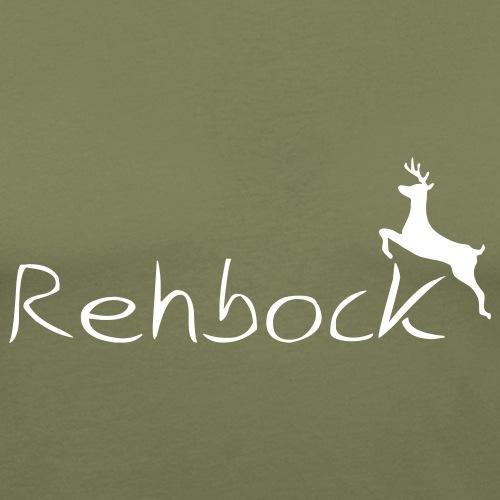 Rehbock - Männer Slim Fit T-Shirt