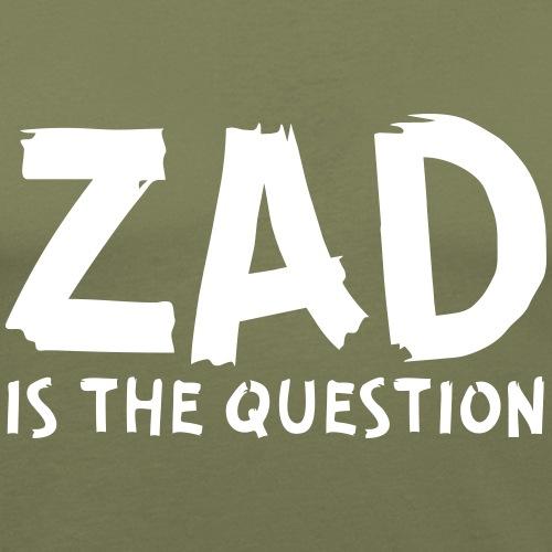 Zad is the question - T-shirt près du corps Homme