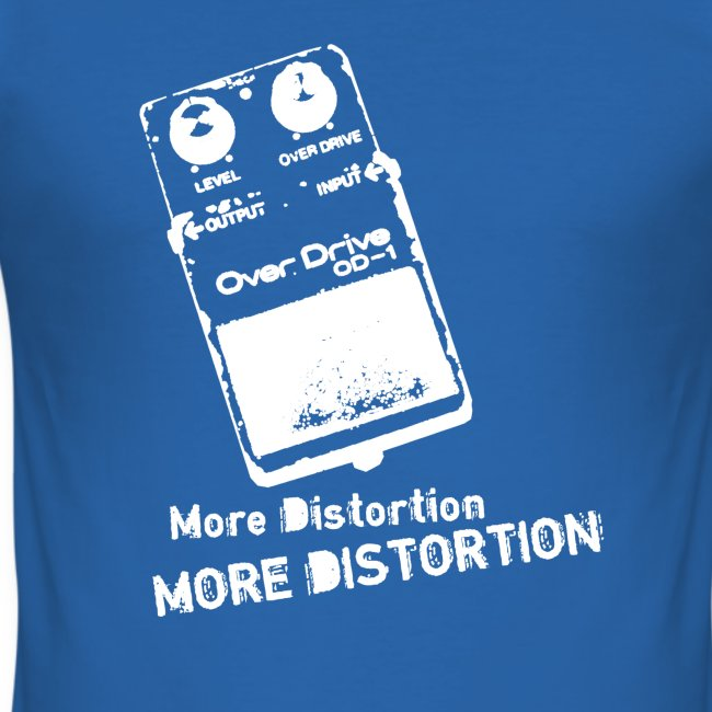 distortion white