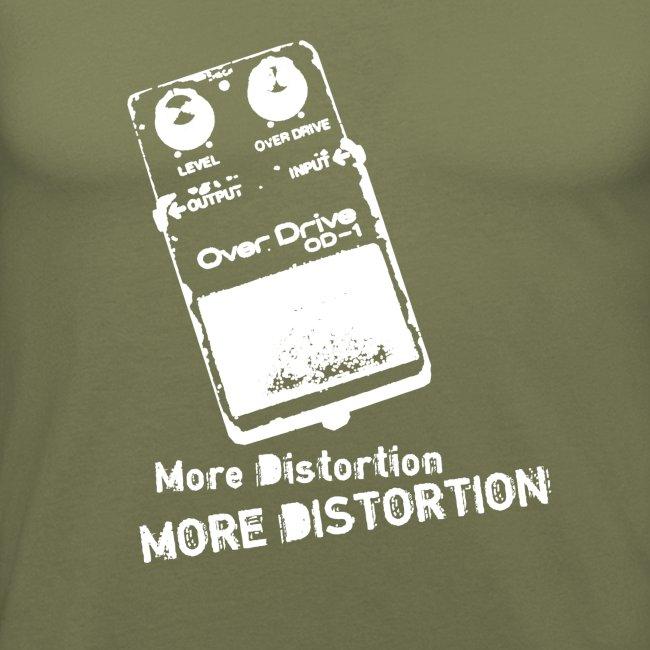 distortion white